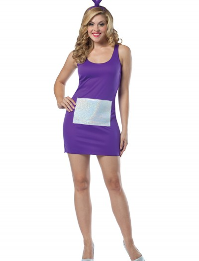 Teletubbies Tinky Winky Tank Dress, halloween costume (Teletubbies Tinky Winky Tank Dress)
