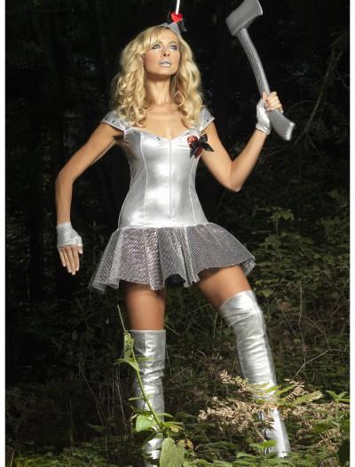 Tempting Metal Man Costume, halloween costume (Tempting Metal Man Costume)