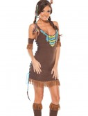 Temptress Indian Costume, halloween costume (Temptress Indian Costume)