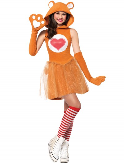 Tenderheart Bear Tween Costume, halloween costume (Tenderheart Bear Tween Costume)