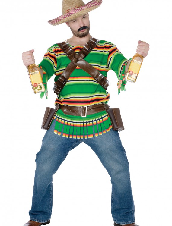 Tequila Dude Costume, halloween costume (Tequila Dude Costume)