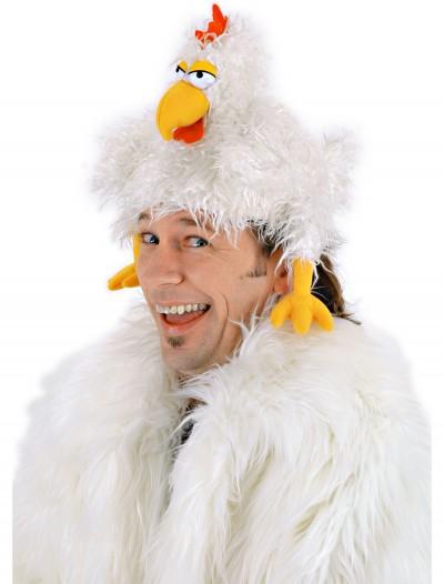 The Clucker Hat, halloween costume (The Clucker Hat)