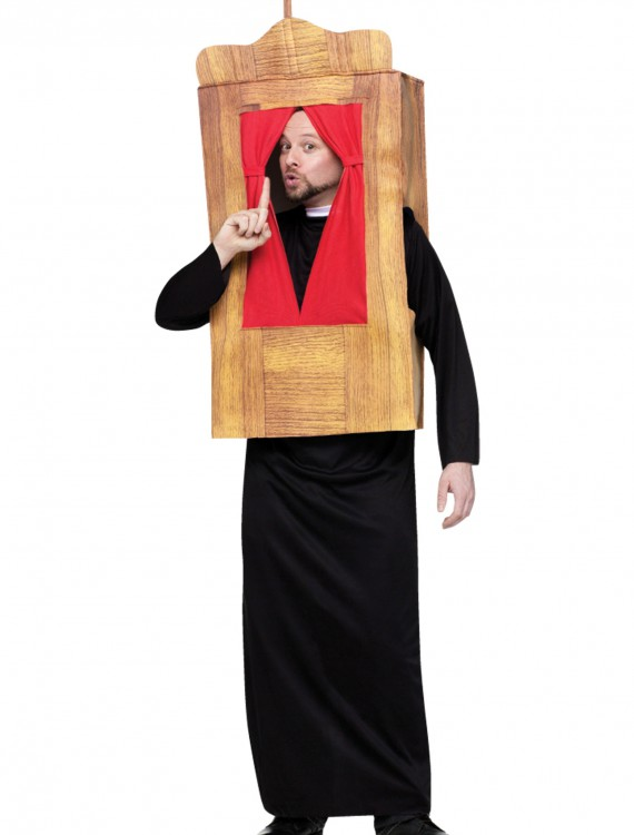 The Confessional Costume, halloween costume (The Confessional Costume)