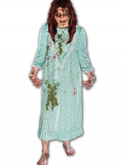 The Exorcist Regan Costume w/ Wig, halloween costume (The Exorcist Regan Costume w/ Wig)