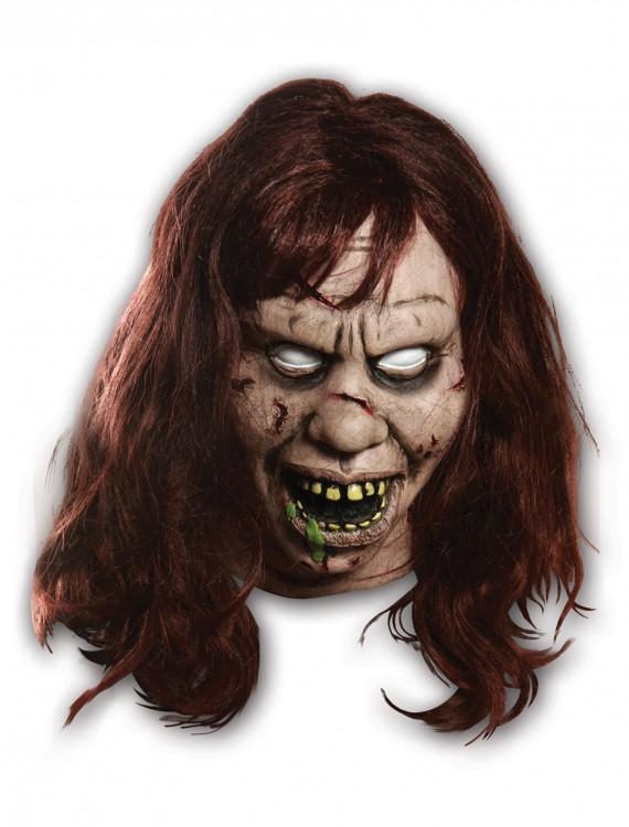 The Exorcist Regan Mask, halloween costume (The Exorcist Regan Mask)