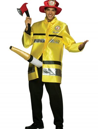 The Fire Extinguisher Costume, halloween costume (The Fire Extinguisher Costume)