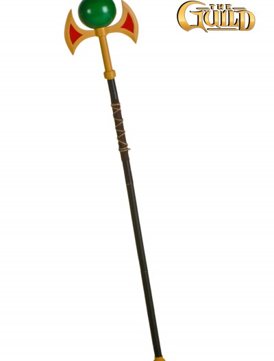 The Guild Codex Scepter, halloween costume (The Guild Codex Scepter)