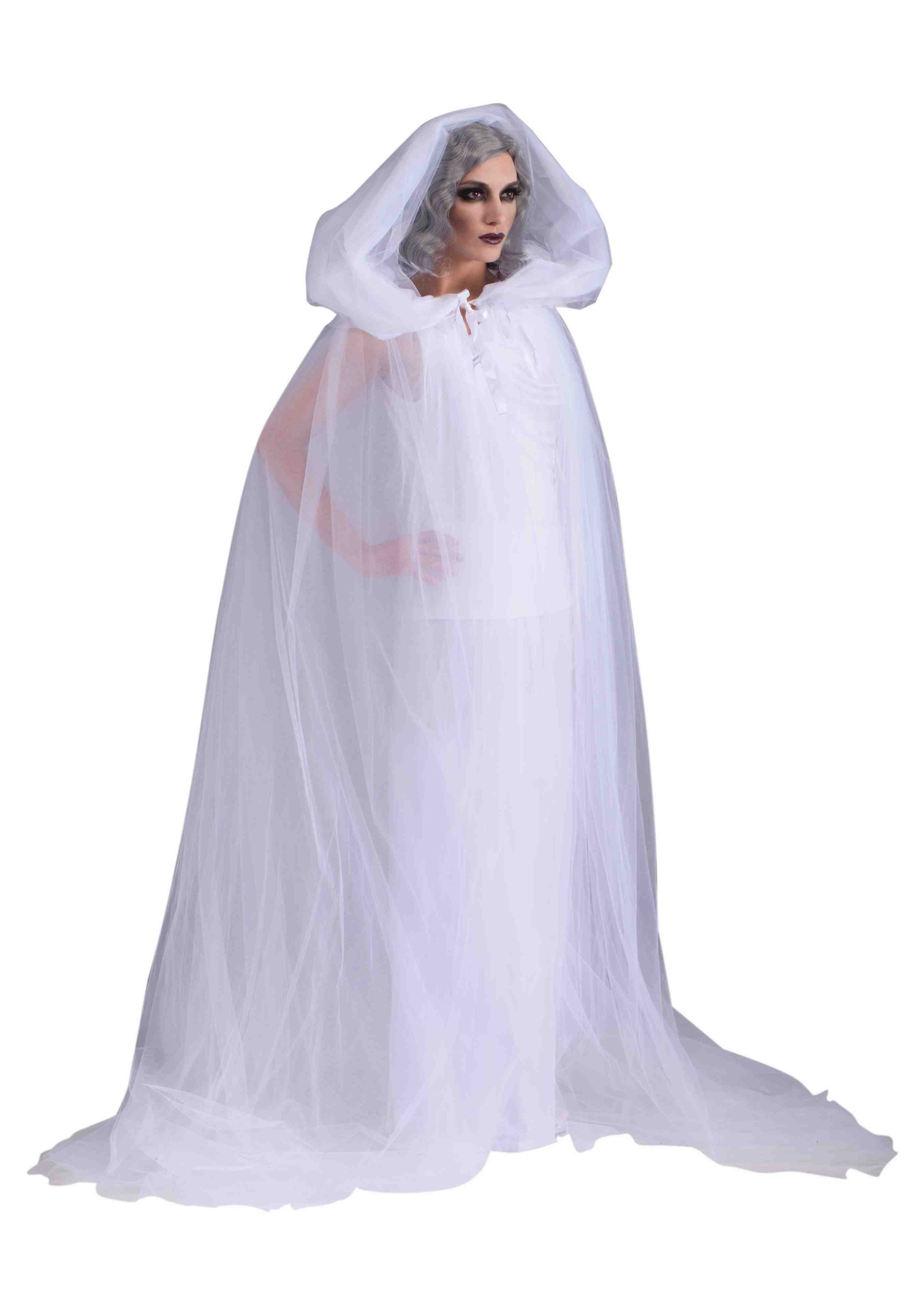 The Haunted Ghost Costume  sc 1 st  Halloween Costumes & The Haunted Ghost Costume - Halloween Costumes