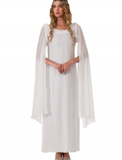 The Hobbit Adult Galadriel Costume, halloween costume (The Hobbit Adult Galadriel Costume)