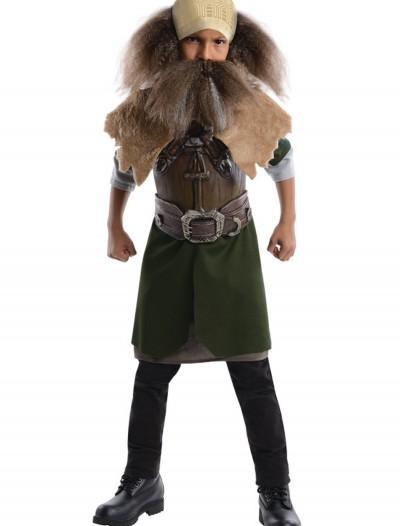The Hobbit Deluxe Dwalin Child Costume, halloween costume (The Hobbit Deluxe Dwalin Child Costume)