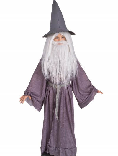 The Hobbit Kids Gandalf Costume, halloween costume (The Hobbit Kids Gandalf Costume)