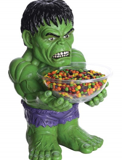 The Hulk Candy Bowl Holder, halloween costume (The Hulk Candy Bowl Holder)
