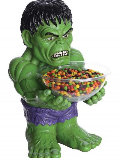 The Hulk Candy Bowl Holder, halloween costume (The Hulk Candy Bowl Holder)