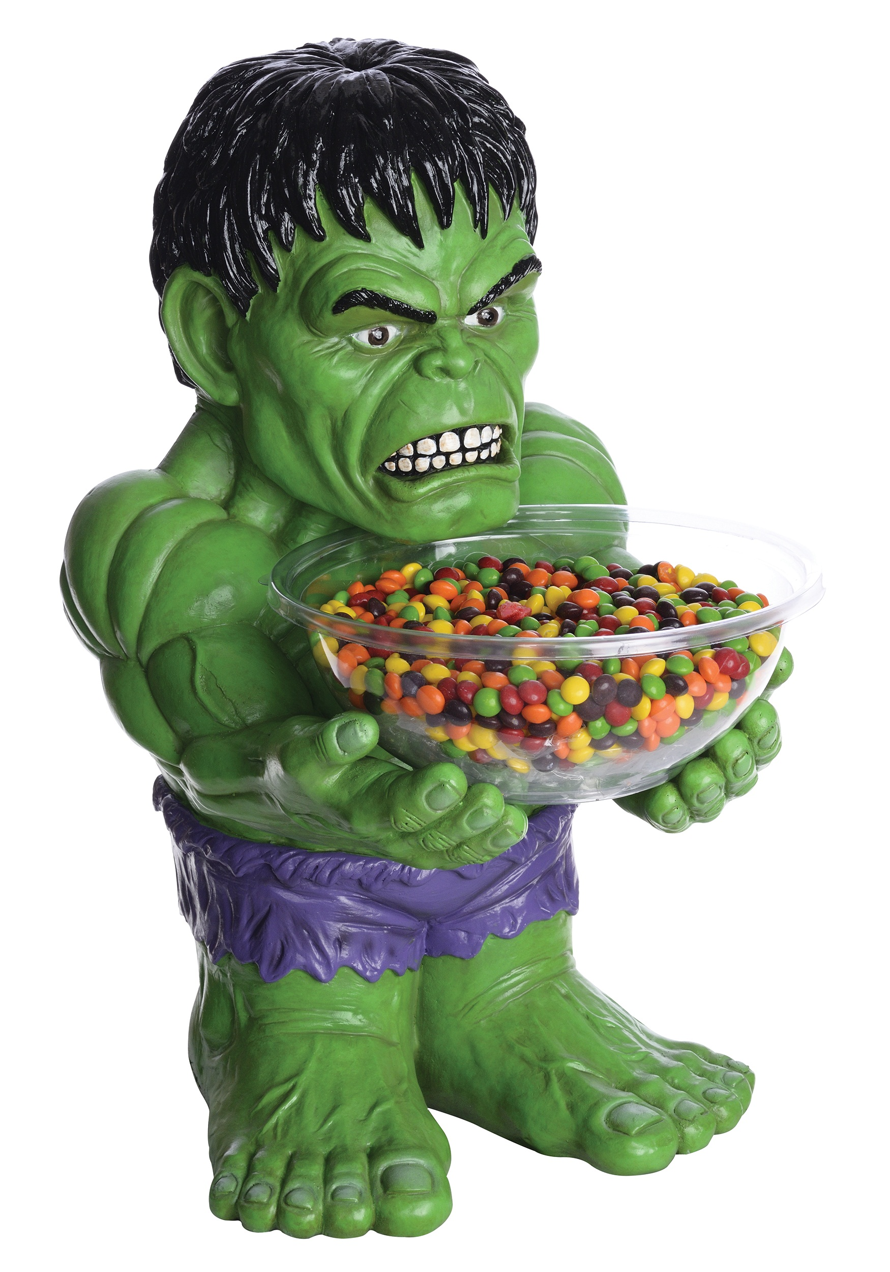 the hulk candy bowl holder