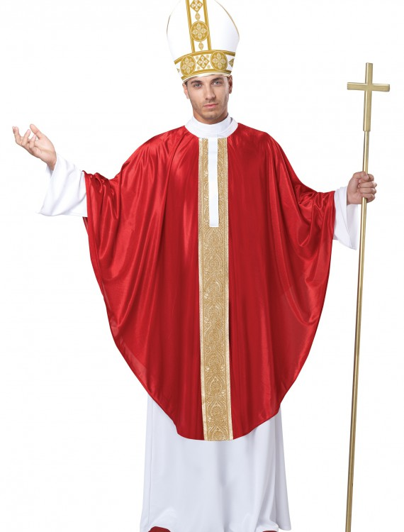 The Pope Costume, halloween costume (The Pope Costume)