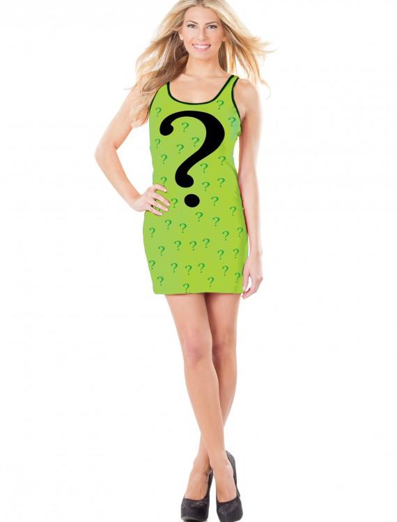 The Riddler Tank Dress, halloween costume (The Riddler Tank Dress)