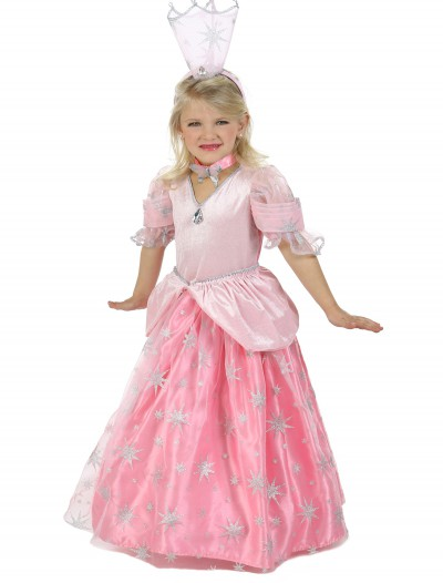 The Wizard of Oz Glinda Pocket Princess Costume, halloween costume (The Wizard of Oz Glinda Pocket Princess Costume)