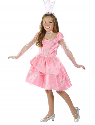 The Wizard of Oz Tween Glinda Costume, halloween costume (The Wizard of Oz Tween Glinda Costume)