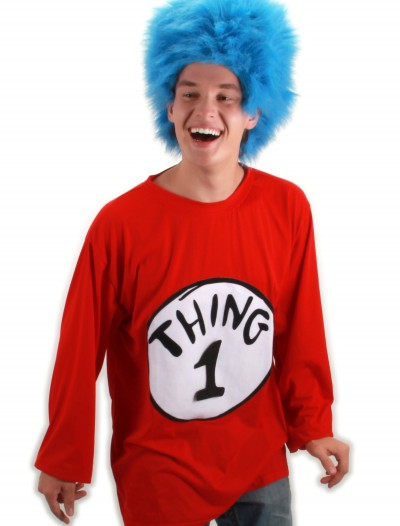 Thing 1 T-Shirt Kit, halloween costume (Thing 1 T-Shirt Kit)