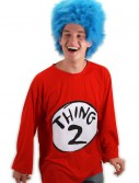 Thing 2 T-Shirt Kit, halloween costume (Thing 2 T-Shirt Kit)
