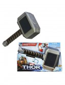 Thor Electronic Hammer, halloween costume (Thor Electronic Hammer)