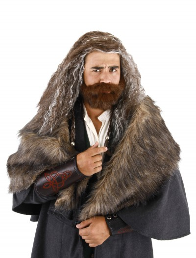 Thorin Oakenshield Wig and Facial Set, halloween costume (Thorin Oakenshield Wig and Facial Set)