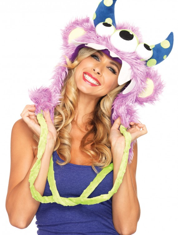 Furry monster costumes for adults