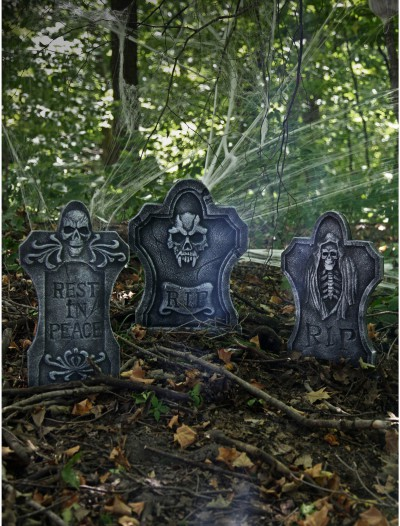 Three Piece Tombstone Kit, halloween costume (Three Piece Tombstone Kit)