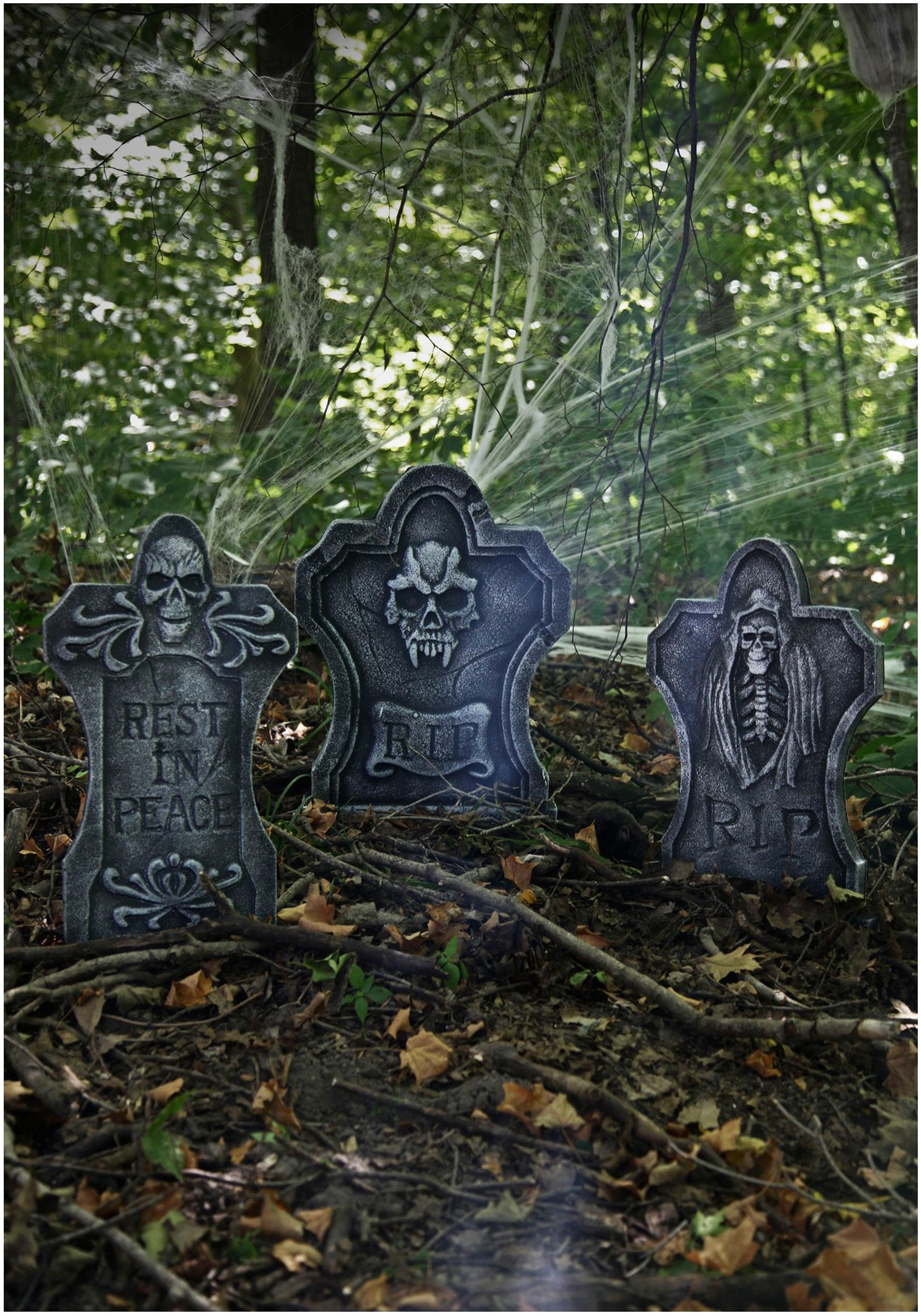 three piece tombstone kit