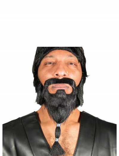 Throne Beard, halloween costume (Throne Beard)