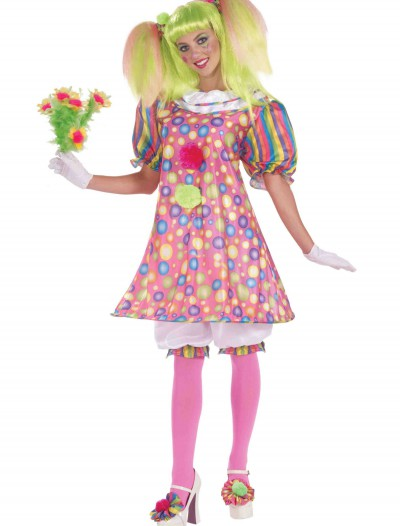 Tickles the Clown Costume, halloween costume (Tickles the Clown Costume)