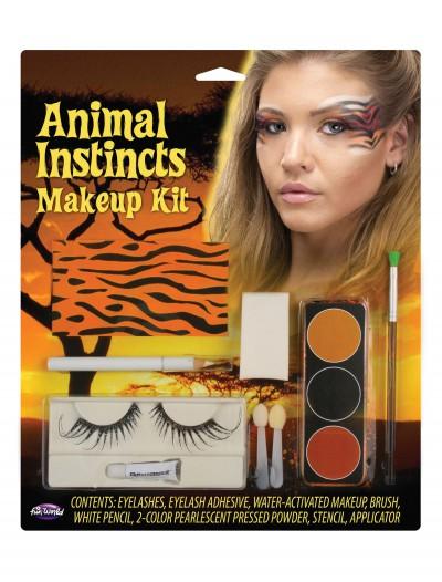 Tiger Animal Instincts Makeup Kit, halloween costume (Tiger Animal Instincts Makeup Kit)