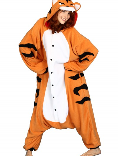 Tiger Pajama Costume, halloween costume (Tiger Pajama Costume)
