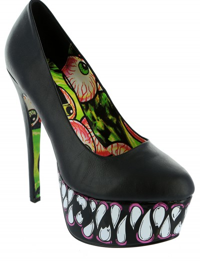 Timmy Chew Super Platform Shoe, halloween costume (Timmy Chew Super Platform Shoe)