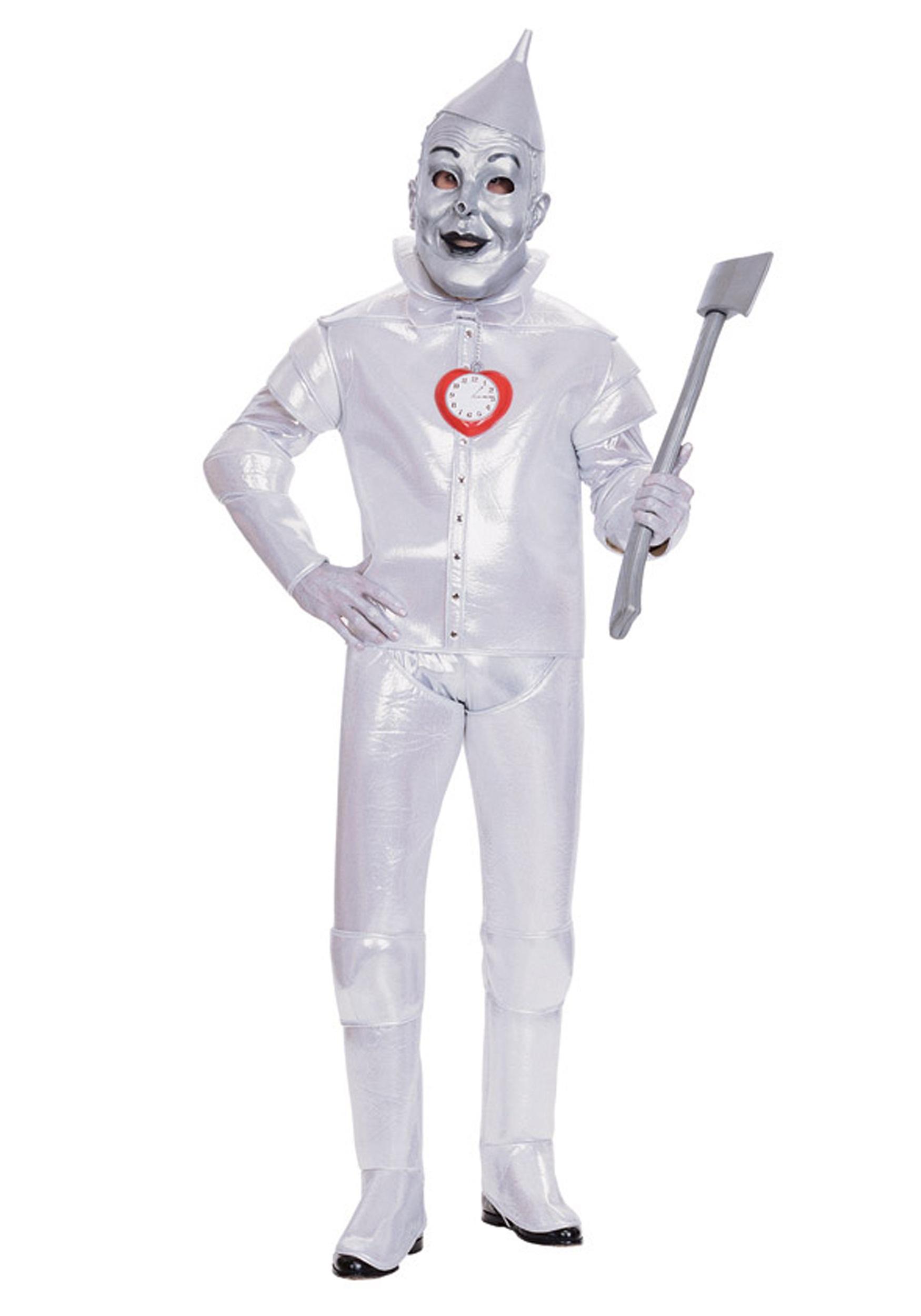 Tin Man Grand Heritage Costume  sc 1 st  Halloween Costumes & Tin Man Grand Heritage Costume - Halloween Costumes
