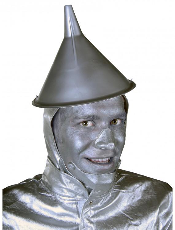 Tin Woodsman Nose Accessory, halloween costume (Tin Woodsman Nose Accessory)