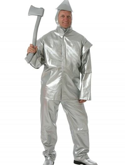 Tin Woodsman Plus Size Costume, halloween costume (Tin Woodsman Plus Size Costume)