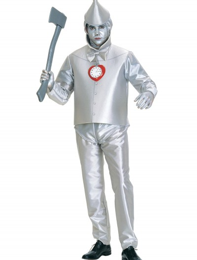 Adult Tin Man Costume, halloween costume (Adult Tin Man Costume)