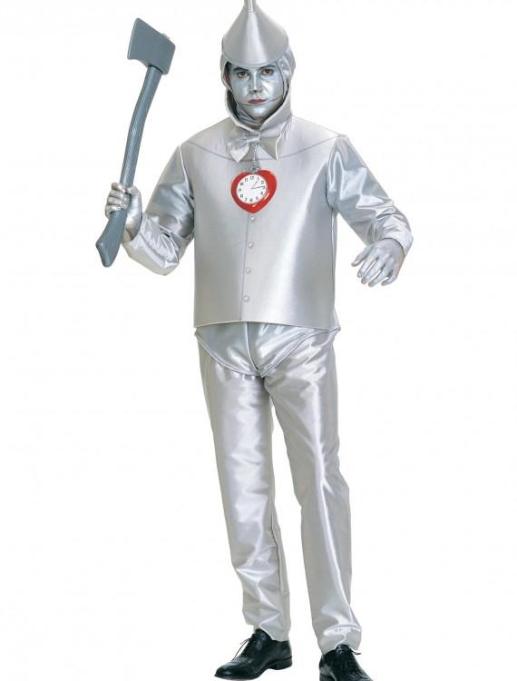 Adult Tin Man Costume, halloween costume (Adult Tin Man Costume)