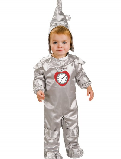 Tin Man Toddler Costume, halloween costume (Tin Man Toddler Costume)