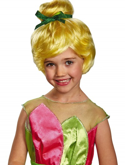 Tinker Bell Child Wig, halloween costume (Tinker Bell Child Wig)