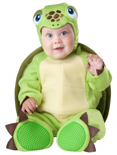 Tiny Turtle Infant Costume, halloween costume (Tiny Turtle Infant Costume)