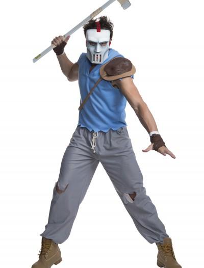 TMNT Adult Casey Jones Costume, halloween costume (TMNT Adult Casey Jones Costume)