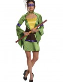 TMNT Adult Geisha Donatello Costume, halloween costume (TMNT Adult Geisha Donatello Costume)