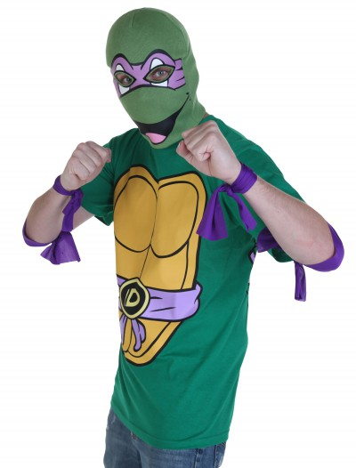 TMNT Donatello Ski Mask, halloween costume (TMNT Donatello Ski Mask)
