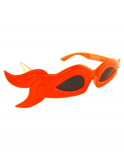 TMNT Michelangelo Sunglasses, halloween costume (TMNT Michelangelo Sunglasses)