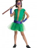 TMNT Movie Child Donatello Tutu Dress Costume, halloween costume (TMNT Movie Child Donatello Tutu Dress Costume)