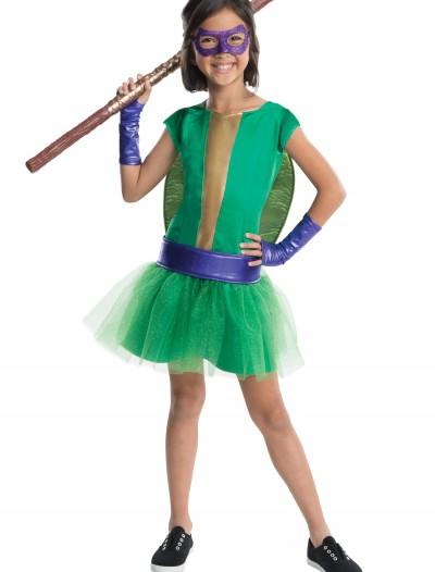 TMNT Movie Child Donatello Tutu Dress Costume, halloween costume (TMNT Movie Child Donatello Tutu Dress Costume)