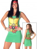 TMNT Raphael Red Tank Dress, halloween costume (TMNT Raphael Red Tank Dress)