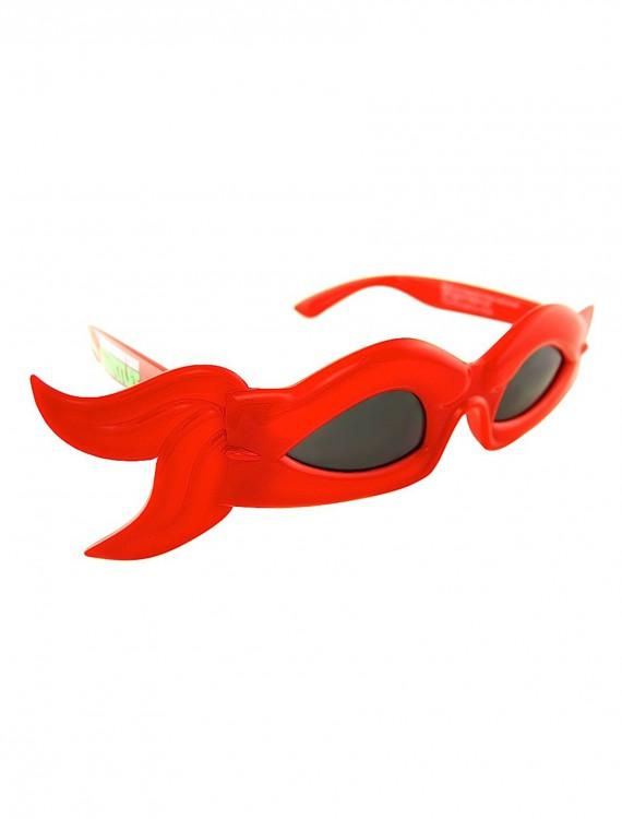 TMNT Raphael Sunglasses, halloween costume (TMNT Raphael Sunglasses)